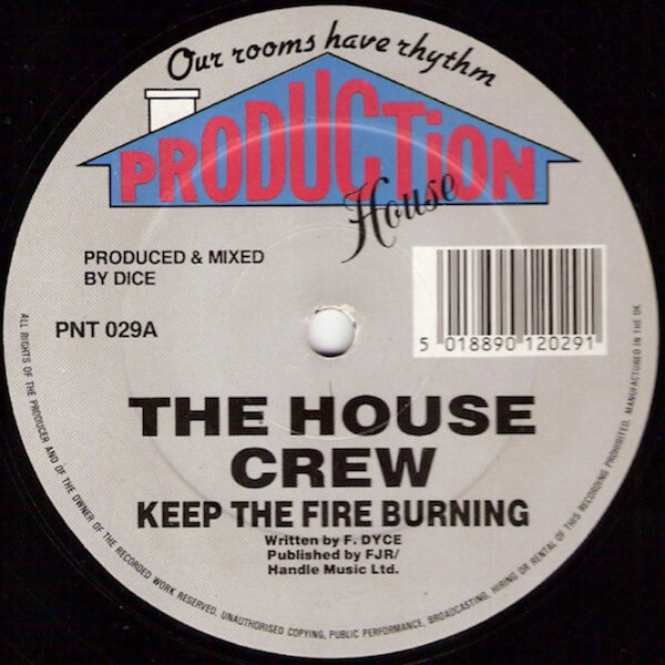The House Crew - Keep the Fire Burning (Bill Shakes Rerub)